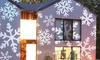 Benross Snowflake Projector Light