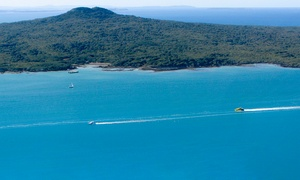 Flight Hauraki: $229 for a 30-Minute Scenic Rangitoto Island Flight for Three People with Flight Hauraki, Papakura (Up to $327 Value)