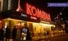 Komedia Brighton - Komedia Brighton: Krater Comedy Club and Burger Meal, 9 April - 30 July, Komedia Brighton (Up to 50% Off)