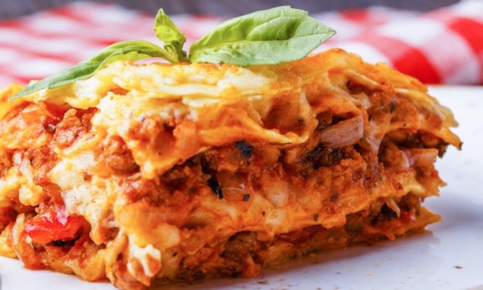 Menu take away politecnico di milano la cucina italiana for La cucina italiana