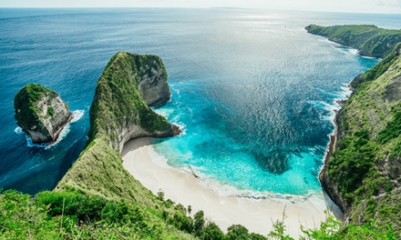 Nusa Penida: Day Excursion for TwoFour People with Transfers, Lunch, and Entrance Fees with Bali Sun Tours