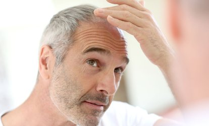 Three, Four, or Five Laser <strong>Hair-Restoration</strong> Treatments at Advanced Physical Medicine, Inc (Up to 87% Off)