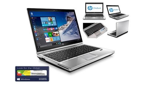Portátil HP EliteBook 2570P reacondicionado con procesador Intel Core i5 de 3ª generación (entrega gratuita)