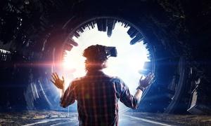 Seans w wirtualnej rzeczywistości