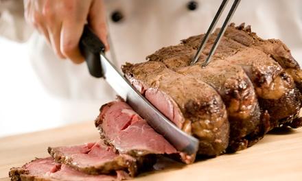 Parrillada de carne para 2 o 4 con entrante, postre y bebida o botella de vino desde 19,90 € en Restaurante Emociones
