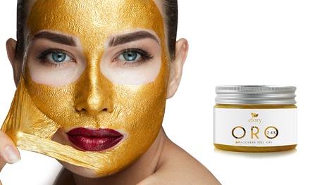 2 maschere Oro 24k Efory Cosmetics 150 ml