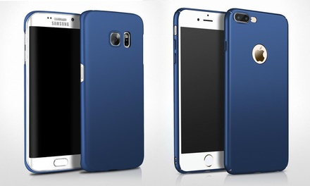 Thin Case for iPhone or Samsung