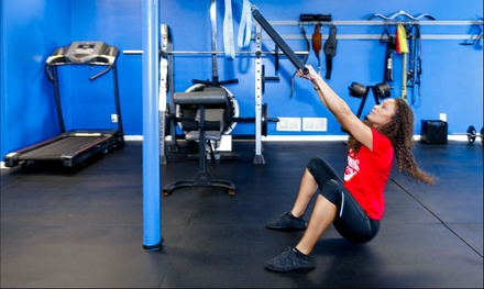 One or Three Personal Training Sessions with Fitness Evaluation at Life Building Fitness (Up to 75% Off)