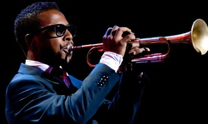 Blues Alley : Dinner and a Show featuring Roy Hargrove, Jonathan Butler, or Roberta Gambarini, October 25–November 20