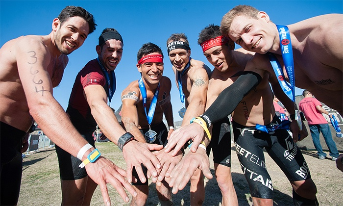 Reebok Spartan Race  - Bear Mountain Ski Resort: 2017 Reebok Spartan Races – SoCal Sprint #2 on Sunday, October 29, at 8:45 a.m or later