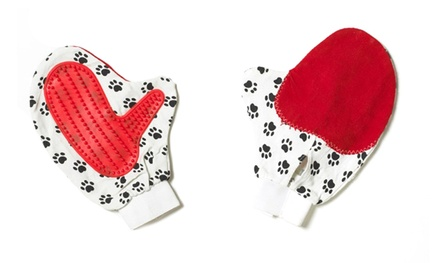 Pet Brands Easy Grooming Glove for Dogs and Cats for £4.99
