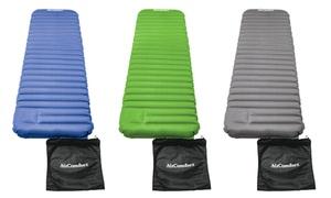 Air Comfort Roll & Go Large Lightweight Sleeping Pad