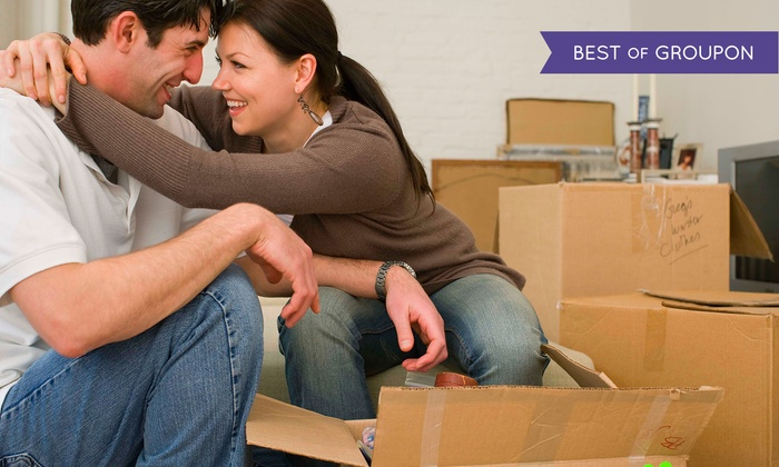 ProMoves Relocation Services - San Diego: Two Hours of Moving Services with Truck and Two or Three Movers from ProMoves Relocation Services (Up to 54% Off)