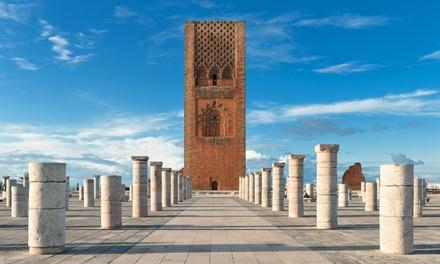 Maroc : Circuit en hôtels et Riad, transferts et visites guidées