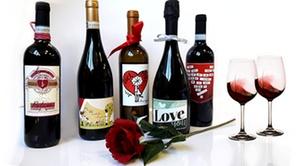 Message ON A Bottle: Bottiglie di Vino pregiato o Spumante con etichetta personalizzata per ogni occasione - Message On a Bottle