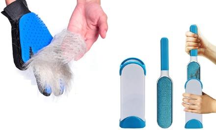 Kit di rimozione pelo animale disponibile in 3 modelli