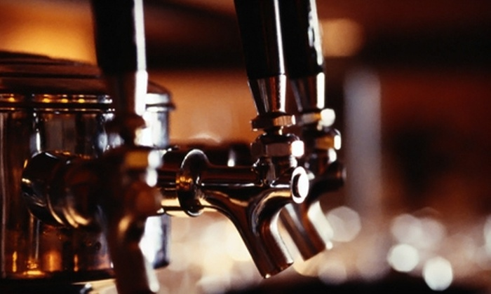 Bauer's Brauhaus - Palatine: German Beer Flights and Appetizers for Two or Four at Bauer's Brauhaus (Up to 51% Off)