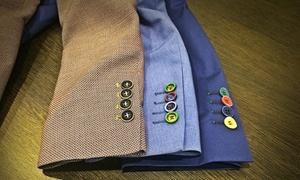 Tailorit Abiti su Misura - Sartoria Napoletana: Un abito sartoriale e una camicia opzionale su misura alla Sartoria Napoletana Tailorit Abiti su Misura (sconto 50%)