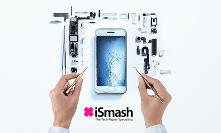 iPhone Screen Replacement for Choice of iPhone at iSmash, Multiple Locations