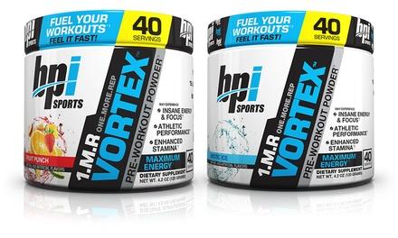 BPI Sports 1MR Vortex Pre-Workout Powder (4.2 Oz.)