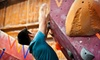 Virginia Beach Rock Gym - Town Center, Virginia Beach: One-Day Climbing Package for One or Two, or a One-Month Package for One at Virginia Beach Rock Gym (Up to 91% Off)