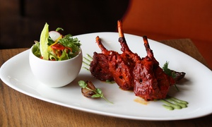 Ushna: Up to AED 300 Toward Indian Food at Ushna (Up to 51% Off)