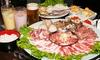 愛知県/栄≪焼き肉コース/A5等級黒毛和牛や豪華海鮮など13品+飲み放題90分≫