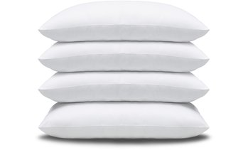 4 Slumberdown Bouncy Pillows