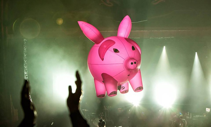 The Pink Floyd Experience - Carolina Theatre: The Pink Floyd Experience on March 16 at 8 p.m.