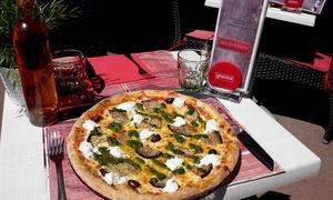 Piz'zatti Nice: 2 pizzas à emporter ou en livraison dès 15,90 € au restaurant Piz'zatti Nice