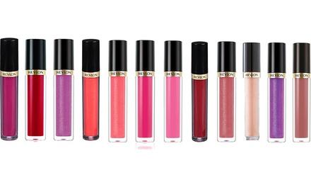 FourPack of Revlon Super Lustrous Lip Gloss for €9.99