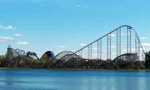 Darien Lake Theme Park Resort: $59 for Two Daily Admission Tickets and One Parking Pass at Darien Lake Theme Park Resort ($100 Value)