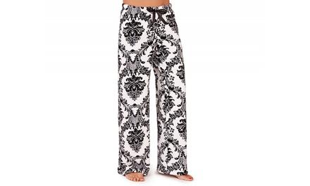 Women's Fleece Loungepants for £8.99