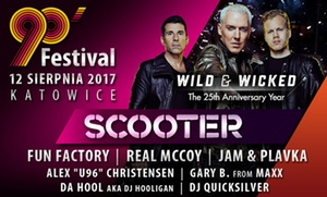 Koncert 90' Festival: Bilet od 59,99 zł na 4. edycję koncertu 90' Festival w Katowicach (-40%)