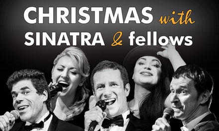 "SWING SUMMIT mit ""Christmas with Sinatra & fellows"" am 12.12.2016 um 20 Uhr im Stage Palladium Stuttgart (21% sparen)"