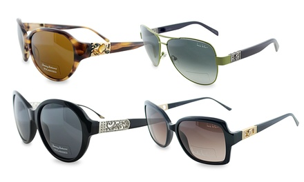 Designer Sunglasses from Tommy Bahama, Nicole Miller, Emporio Armani, and Yves Saint Laurent from $42.99–$64.99