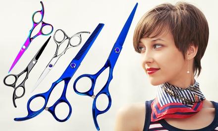 1 o 2 pares de tijeras de peluquería
