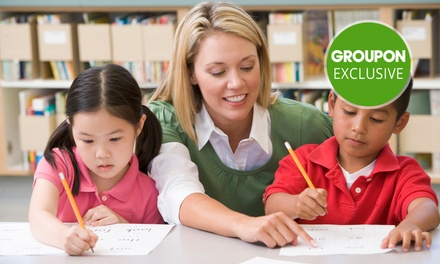 Four Sessions of Maths Tuition for 1 ($99) or 3 Children ($267) with Reach Education, 2 Locations (Up to $400 Value)
