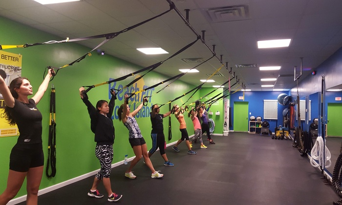 Beach FIT Long Island - Long Island: Two Weeks of Fitness Classes at BeachFIT Long Island (73% Off)