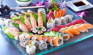 Tao Sushi: Menu sushi All you can eat per 2, 4 o 6 persone al ristorante Tao Sushi (sconto fino a 41%)