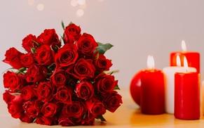 Les Fleurs de Nicolas: St Valentin ou pour le plaisir, 30 ou 100 roses rouges dès 29,90 € sur le site Les Fleurs de Nicolas