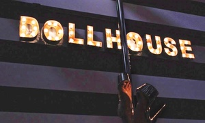 """Dollhouse Pole Dance Studio: Pole-Dancing Workshop for One or Two or Two Tickets to """"Dolls On Parade"""" Pole Dance Show (Up to 51% Off)"""