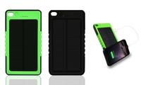 Power bank portatile a energia solare 8000 mAh per smartphone, in 2 colori a 12,90 € (54% di sconto)