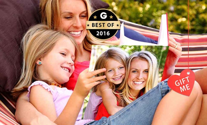 From $2.99 for a Personalised Photo Book, Redeemable Online (Don't Pay up to $174.99)