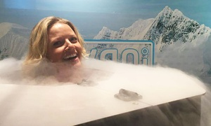 56% Off One Cryotherapy Session at iCryo at iCryo, plus 6.0% Cash Back from Ebates.