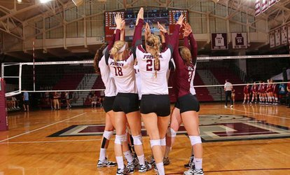 Up to 20% Off Volleyball Camp at Ram Volleyball Camps
