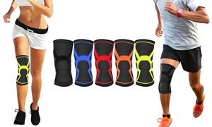 DCF Knee Compression Sleeve for Support and Recovery (1 Sleeve)