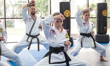 One Month of Martial Arts Classes for One or Two at Victory Martial Arts (Up to 89% Off)