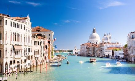 ✈ Venice and Lake Garda: 3 or 6Night Getaway with Return Flights*