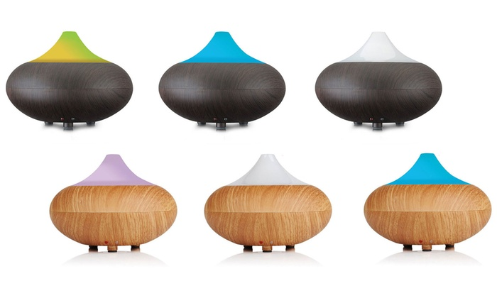 X2 Natural Aromatherapy Oil Diffuser